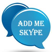 add me skype