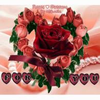 Открытки розы для тебя любимая 373